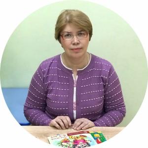 логопед Лариса Федоровна